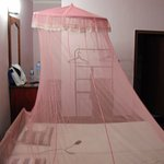 Protect yourself with mosquito net while sleeping.