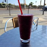 Fresh Tasty Smoothie - Just Fruit