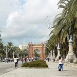 Photo de Arc de Triomf