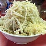 ラーメン小 ニンニク野菜