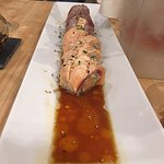 Uramaki Chef Olio Caldo Salmone e Tonno