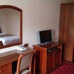 McWilliam Park Hotel, Claremorris, Ireland, July 2016