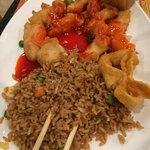 Foto de Szechuan Chinese Restaurant & Lounge