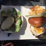 Awesome burger, thank you Stuart