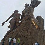 Foto di Le Monument de la Renaissance Africaine