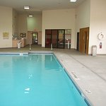 Pool, Fitness Center, Sauna, And Steam room