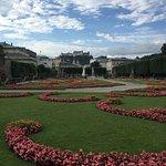 Schloss Mirabell und Gärten Foto