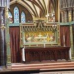 Altar de la catedral de Chester