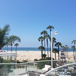 Loews Santa Monica Beach Hotel Foto
