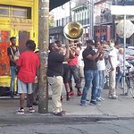 Live music on the street