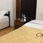 Pedí una habitación single Pero había dos camas