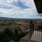 Views from Hotel Posta Panoramica
