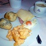 Foto de Roc Leo Hotel Restaurante buffet