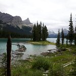 Maligne Lake Cruise Foto