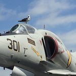 USS Midway Museum Foto