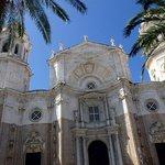 Kathedrale von Cadiz Foto