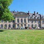 ce qui reste de l'abbaye de la Ferté : son palais abbatiale!