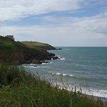 Challaborough Bay beach