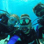 SCUBA diving at The Scuba Base