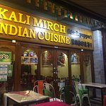 Photo de kali mirch(black pepper)indian cuisine
