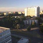 Bratislava in the morning