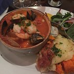 Most beautiful fish stew!
