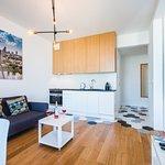 Photo de Warsaw Design Apartments