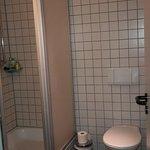 kleines Bad, Zimmer Kategorie Klassik+