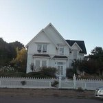 """Blair House"" in Mendocino (The Murder She Wrote House). Only 10 mins South of the Seabird Lodge"
