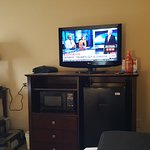Good size tv for the room