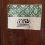 Foto de Colazione Al Vaticano