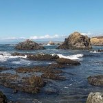 Ft Bragg/Mendocino...just beautiful and inspiring. Minutes if not seconds from the Seabird Lodge