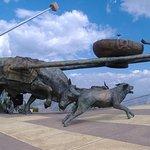 Monumento parque chicamocha