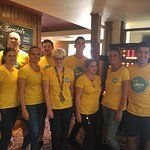 Raising money for The Lullaby Trust to further research into Cot Death   #teamThomas