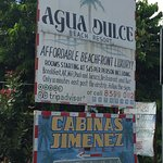 Photo de Agua Dulce Beach Resort