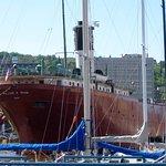 William A. Irvin Ship