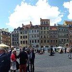 Foto de Antigua Plaza del Mercado de la ciudad (Rynek Starego Miasta)