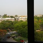 View from room..