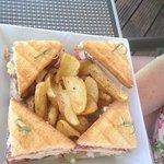 Petit club sandwich .......