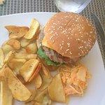 Petit hamburger .......