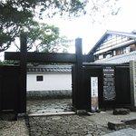 藤村記念館 入口外観