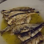 sardins dish