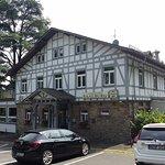 Landgasthof Saalburg Foto