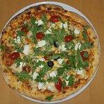 Pizzas, dans la plus pure tradition Napolitaine.