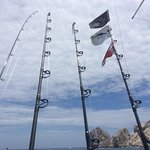 Flags of our catch