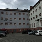Alcatraz Hotel am Japanischen Garten Foto