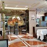 Inside Cafe de Paris