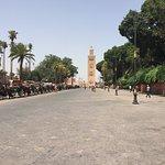 Photo of Jemaa el Fna