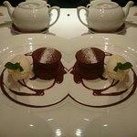 💗perfect Шоколадный фонтан и кокосовое мороженое 🍦 🍫 😍