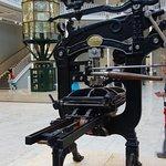 Classical printing press